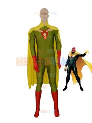 The Vision Marvel Comics Custom Superhero Costume