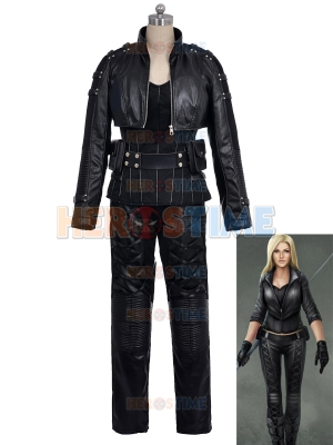 DC Comics Black Canary Deluxe Superhero costume