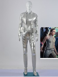 White Canary Sara Lance Superhero Cosplay Costume