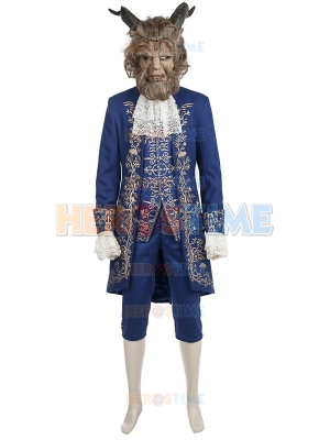 Beauty and the Beast The Beast Mens Cosplay Costume