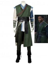 Deluxe Mens Doctor Strange Superhero Cosplay Costume