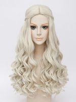 Alice Through the Looking Glass Goddess Cosplay Wig