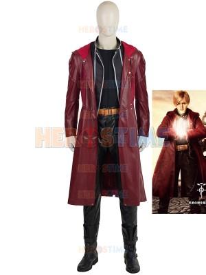 Fullmetal Alchemist Film Edward Elric Cosplay Costume