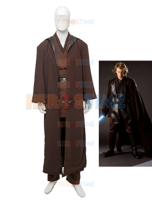 Star Wars Anakin Skywalker Movie Cosplay Costume