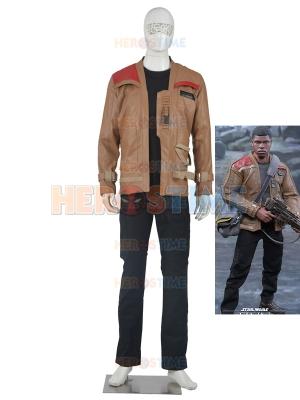 Star Wars Finn Movie Cosplay Costume