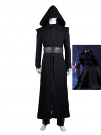 Star Wars Kylo Ren Ben Solo Movie Cosplay Costume