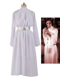 Star Wars Leia Organa Solo Movie Cosplay Costume