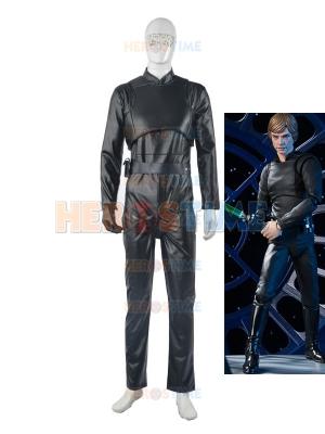 Star Wars Luke Skywalker Mens Movie Cosplay Costume