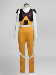 Star wars rebels Hera Syndulla Adult Movie Cosplay Costume