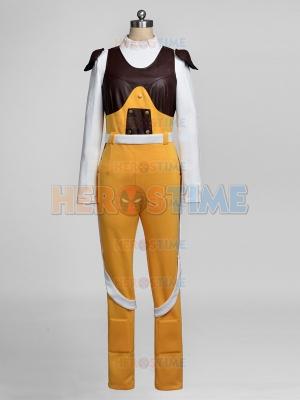 Star wars rebels Hera Syndulla Adult Movie Cosplay Costume
