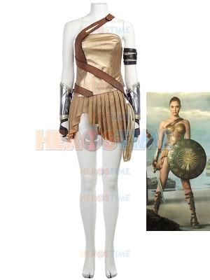 2017 Film Wonder Woman Princess Diana Cosplay Costume