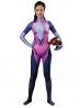 Widowmaker Costume Overwatch Game Girl Cosplay Suit