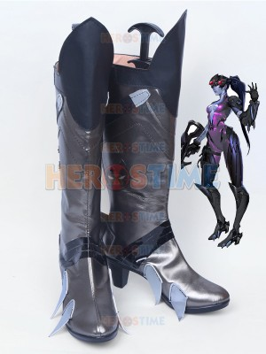 Widowmaker boots Overwatch Game Girl Cosplay boots