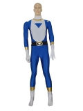 Power Ranger Blue Ranger Superhero Costume