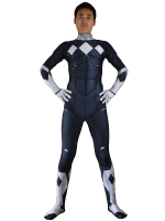 Black Zyuranger Power Ranger Costume 3D Printed Cosplay Suit