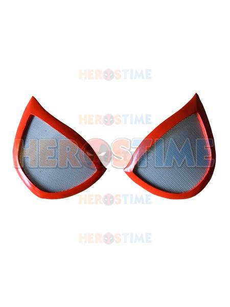 3D Printing Ultimate Miles Morales Spider-Man Plastic Eyes Glasses