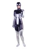 Black Venom Shiny Metallic Costume