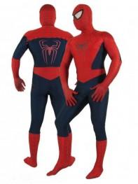 Classic Spider-man Spandex Superhero Costume