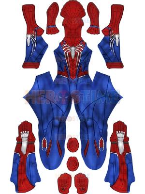 PS5 Spider-Man 2 Peter Parker Suit Advanced Spider-Man Suit