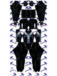 The Amazing Spider-man Venom V3 Spandex Cosplay Costume