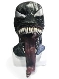 2018 Venom Movie Version Supervillain Cosplay Mask Helment