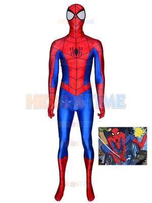 Spiderman Costume The Spectacular Spider-Man Suit