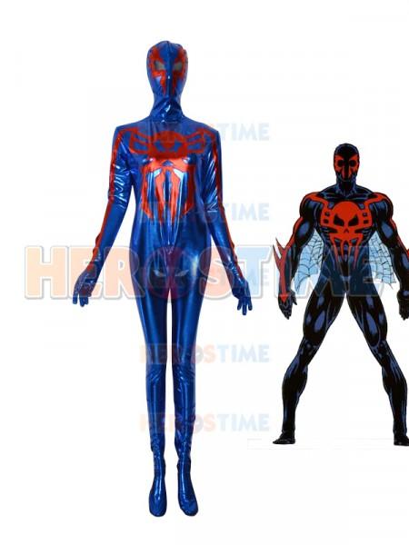 spiderman 2099 superhero costume