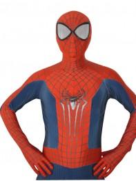 2014 The New Amazing Spider-Man 2 Costume 3D Spiderman Costume