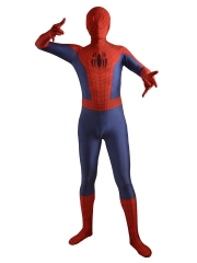2014 New Ultimate SpiderMan 3D Pattern Costume