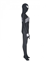 New Style Black Spider-man Superhero Costume
