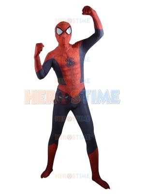 2015 New Ultimate Spider-Man 3D Shade Pattern Superhero Costume