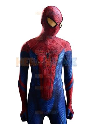 The Amazing Spider-man 3D Original Movie Spider-man Costume