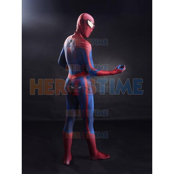 The Amazing Spider Man 3d Original Movie Spider Man Costume