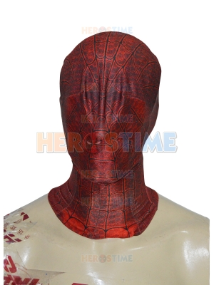 Newest Classic Spider-man costume 3D Printing Hood