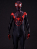 3D Printing Ultimate Miles Morales Spider-Man Costume fullbody suit