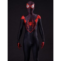 3D Printing Ultimate Miles Morales Spider-Man Costume fullbody suit