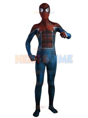 Spider UK Costume Lycra Spandex Spider UK Morph Fullbody Suit