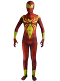 Iron Spider Costume Iron Spider Man Armor Morph Fullbody Suit