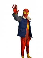 Iron Spider Armor Costume V2 3D Printing Spider-man Costume