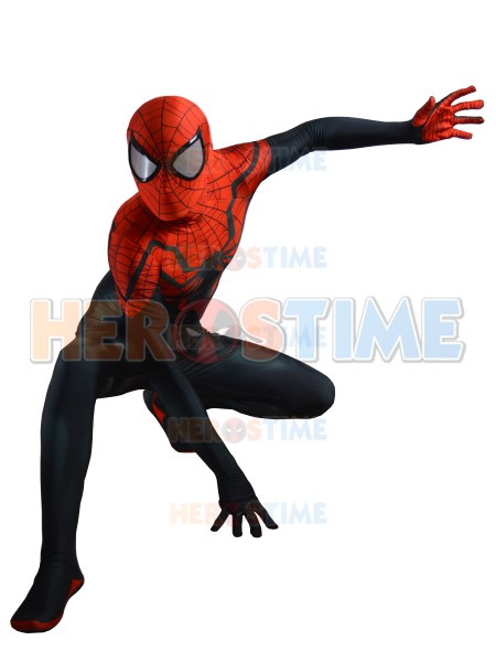 sc 1 st  Herostime.com & Superior Spider-Man Costume Black Red Superior Spiderman Suit