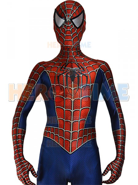 sc 1 st  Herostime.com & Raimi Spider-man Costume 3D Printed Cosplay Suit