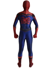 Civil War Spiderman Costume 3D Shade Cosplay Suit