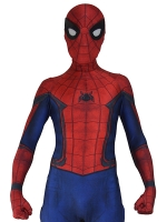 Civil War Spider-man Costume 3D Shade Cosplay Suit