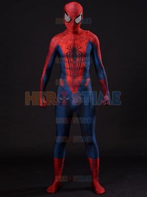 Concept Art Spider-man Costume 3D Design Spiderman Cosplay Suit