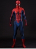 Concept Art Spider-man Costume 3D Design Spiderman Cosplay Suit