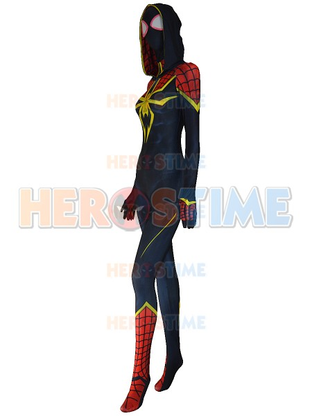 Gwen Spider Costume Woman Gwen Spiderman Cosplay Suit New ...