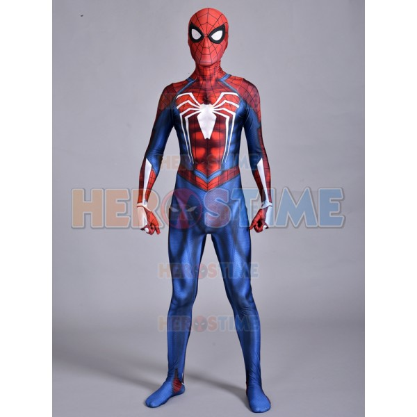 Black Insomniac Spiderman Costume Halloween Spidey Cosplay Suit For Adult//kids