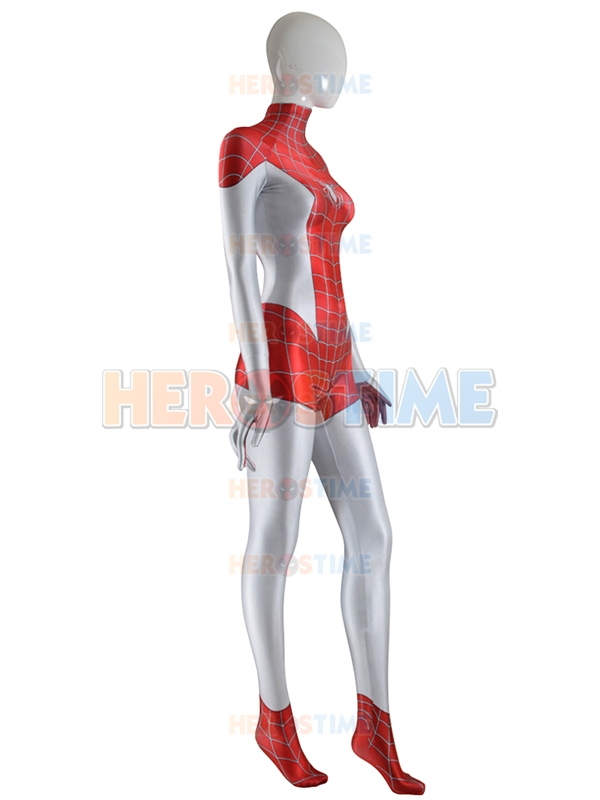 Mary Jane Spider Costume Girl Spider Mj Cosplay Suit