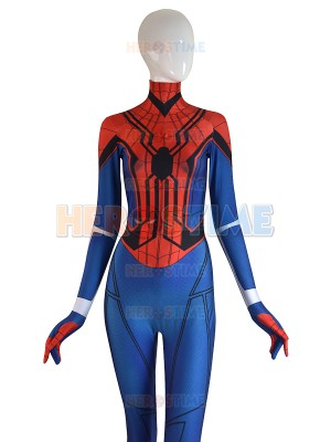 Spiderman Suit Mayday Homecoming 3D Print Spider-Girl Cosplay Suit