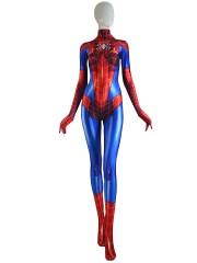 MJ Jamie Spider Costume Mary Jane Girl Cosplay Suit